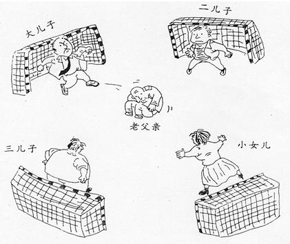 """2019考研英语作文范文:养老""""足球赛"""""""