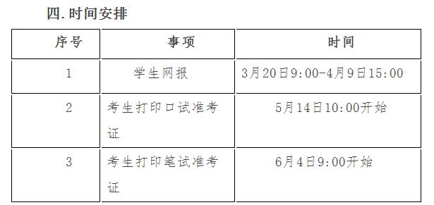 河北农业大学研究生院2018年6月英语四六级报名时间