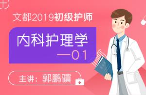 2019初级护师内科护理学01