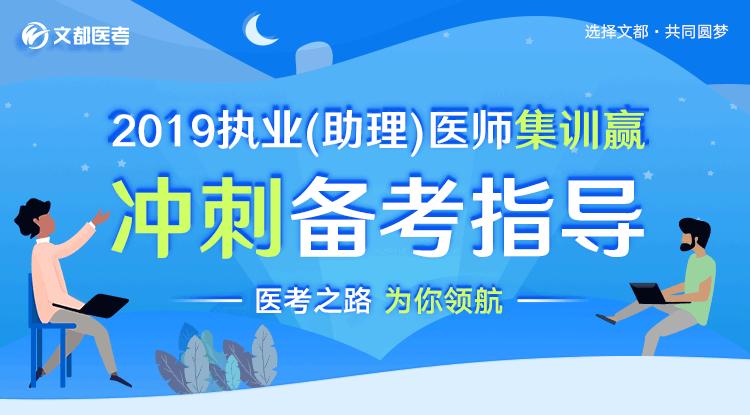 2019医师集训赢