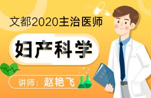2020主治醫師婦產科—基礎精講女性生殖系統解剖