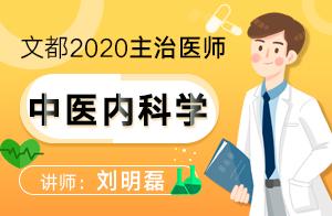 2020主治醫師中醫內科—基礎精講中醫基礎理論