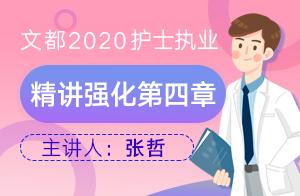 文都教育2020护士执业精讲强化第四章
