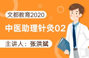 文都教育2020中医助理针灸02