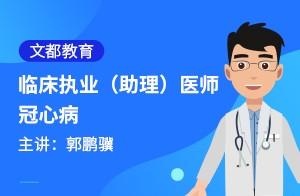 临床执业(助理)医师 冠心病
